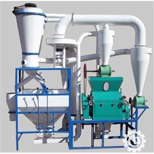 5Ton wheat flour mill