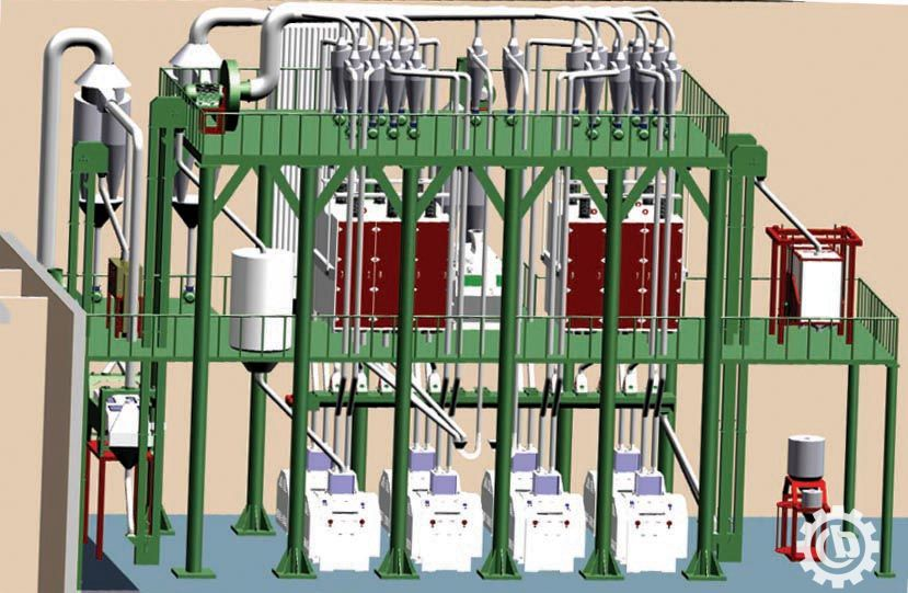 120tong-wheat-flour-mill-plant