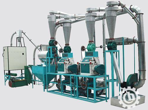 6FTF-50-Wheat-Flour-Milling-Machine