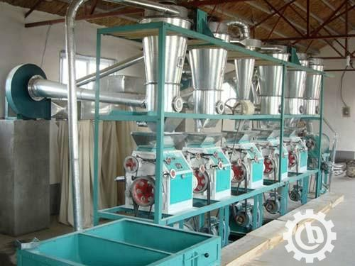 6ftf-18-complete sets-of-wheat-flour-mill